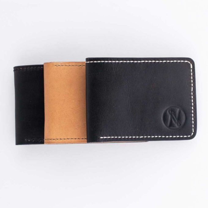 Slim Slacker Bifold Wallet V1 - Grouped Picture